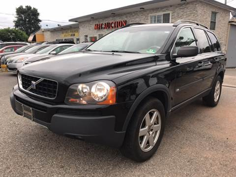 2005 Volvo XC90 for sale at MFT Auction in Lodi NJ