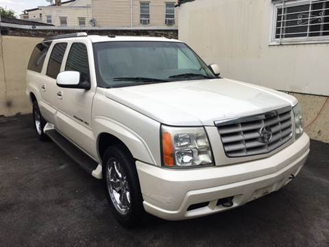 2003 Cadillac Escalade ESV for sale at MFT Auction in Lodi NJ