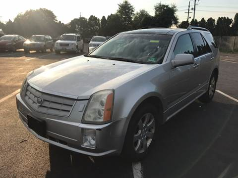 2007 Cadillac SRX for sale at MFT Auction in Lodi NJ