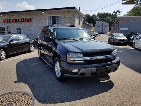 2003 Chevrolet TrailBlazer for sale at MFT Auction in Lodi NJ