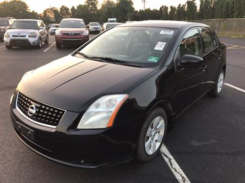 2008 Nissan Sentra for sale at MFT Auction in Lodi NJ