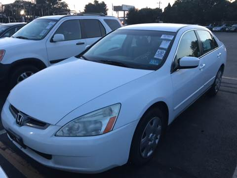 2005 Honda Accord for sale at MFT Auction in Lodi NJ