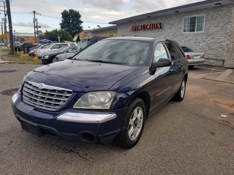 2004 Chrysler Pacifica for sale at MFT Auction in Lodi NJ