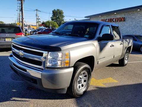 2009 Chevrolet Silverado 1500 for sale at MFT Auction in Lodi NJ
