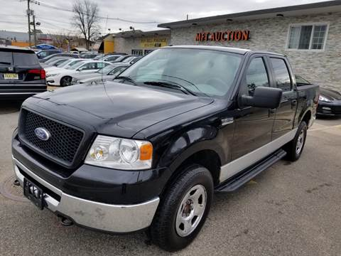 2006 Ford F-150 for sale at MFT Auction in Lodi NJ