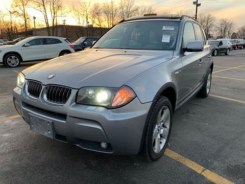 2006 BMW X3 for sale at MFT Auction in Lodi NJ