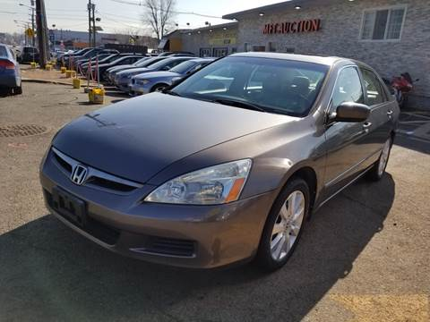 2007 Honda Accord for sale in Lodi, NJ