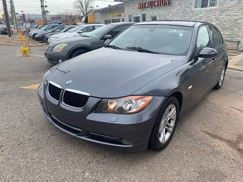 2008 BMW 3 Series for sale at MFT Auction in Lodi NJ