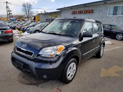 2011 Kia Soul for sale at MFT Auction in Lodi NJ