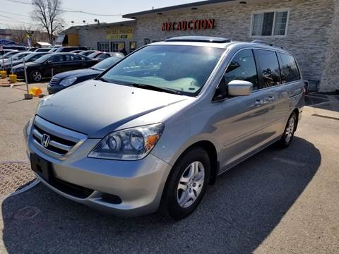 2006 Honda Odyssey for sale in Lodi, NJ