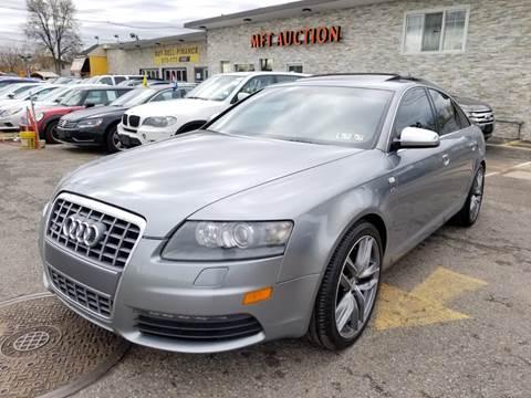 2007 Audi S6 for sale at MFT Auction in Lodi NJ