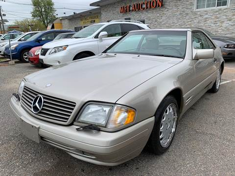 1996 Mercedes-Benz SL-Class for sale at MFT Auction in Lodi NJ