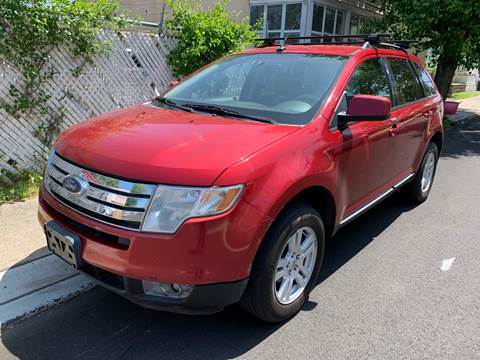 2008 Ford Edge for sale at MFT Auction in Lodi NJ