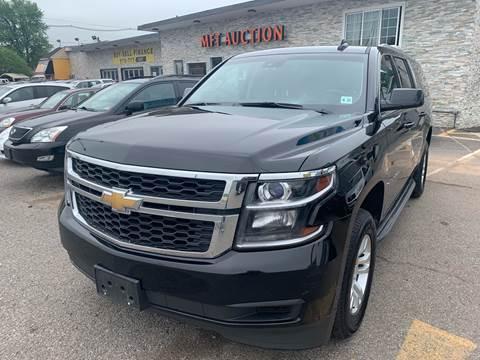 2016 Chevrolet Suburban for sale at MFT Auction in Lodi NJ