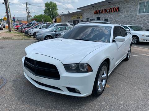 2013 Dodge Charger for sale at MFT Auction in Lodi NJ