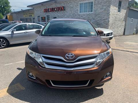 2013 Toyota Venza for sale at MFT Auction in Lodi NJ