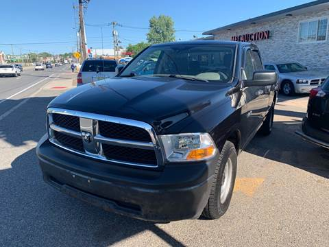 2010 Dodge Ram Pickup 1500 for sale at MFT Auction in Lodi NJ