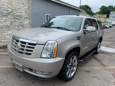 2008 Cadillac Escalade for sale at MFT Auction in Lodi NJ