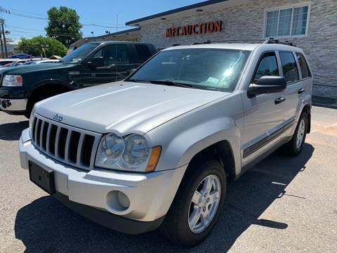 2005 Jeep Grand Cherokee for sale at MFT Auction in Lodi NJ