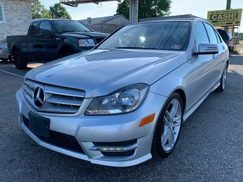 2012 Mercedes-Benz C-Class for sale at MFT Auction in Lodi NJ