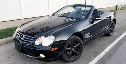 2003 Mercedes-Benz SL-Class for sale at MFT Auction in Lodi NJ