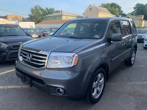 2012 Honda Pilot for sale at MFT Auction in Lodi NJ