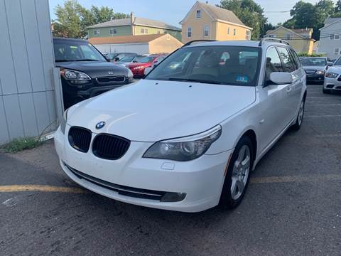 2008 BMW 5 Series for sale at MFT Auction in Lodi NJ