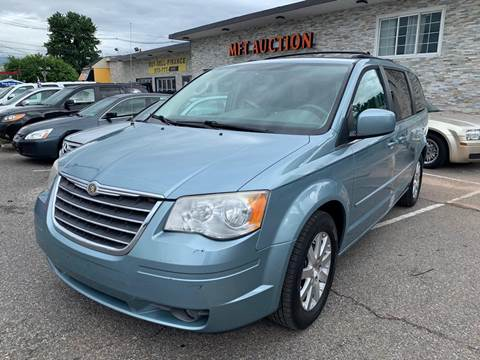 2008 Chrysler Town and Country for sale at MFT Auction in Lodi NJ