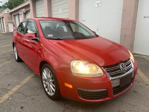 2008 Volkswagen Jetta for sale at MFT Auction in Lodi NJ