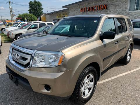 2009 Honda Pilot for sale at MFT Auction in Lodi NJ
