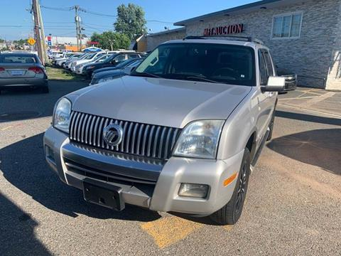 2008 Mercury Mountaineer for sale at MFT Auction in Lodi NJ