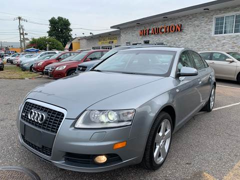 2008 Audi A6 for sale at MFT Auction in Lodi NJ