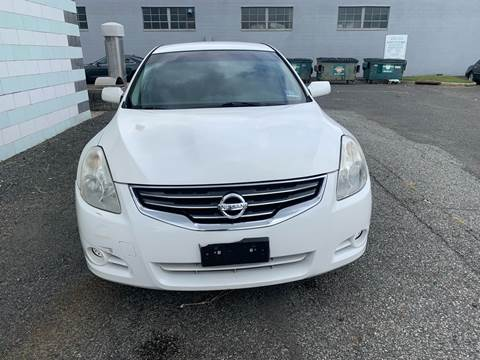 2010 Nissan Altima for sale at MFT Auction in Lodi NJ