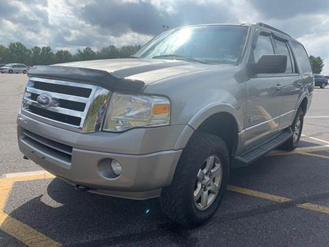 2008 Ford Expedition for sale at MFT Auction in Lodi NJ