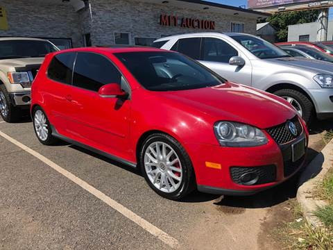 2007 Volkswagen GTI for sale at MFT Auction in Lodi NJ