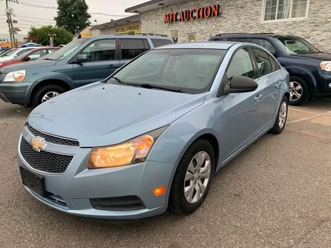 2012 Chevrolet Cruze for sale at MFT Auction in Lodi NJ