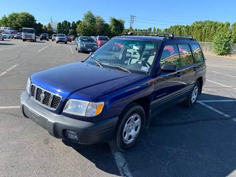 2001 Subaru Forester for sale in Lodi, NJ