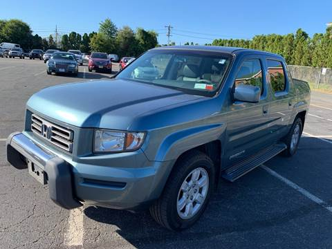 2006 Honda Ridgeline for sale at MFT Auction in Lodi NJ