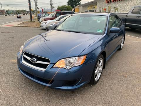 2008 Subaru Legacy 2.5i Special Edition for sale at MFT Auction in Lodi NJ