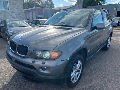 2004 BMW X5 for sale at MFT Auction in Lodi NJ
