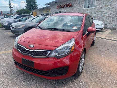 2013 Kia Rio for sale at MFT Auction in Lodi NJ