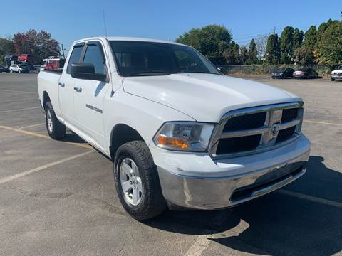 2012 RAM Ram Pickup 1500 for sale at MFT Auction in Lodi NJ
