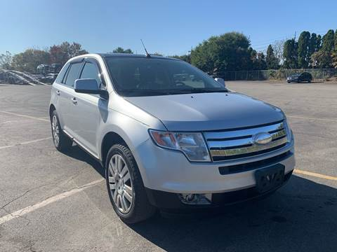 2010 Ford Edge for sale at MFT Auction in Lodi NJ