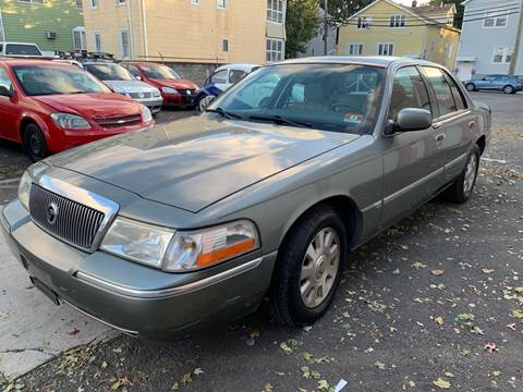 2004 Mercury Grand Marquis for sale at MFT Auction in Lodi NJ