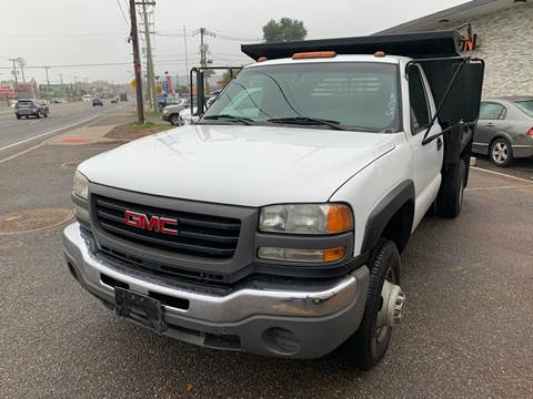 2006 GMC Sierra 3500 for sale at MFT Auction in Lodi NJ