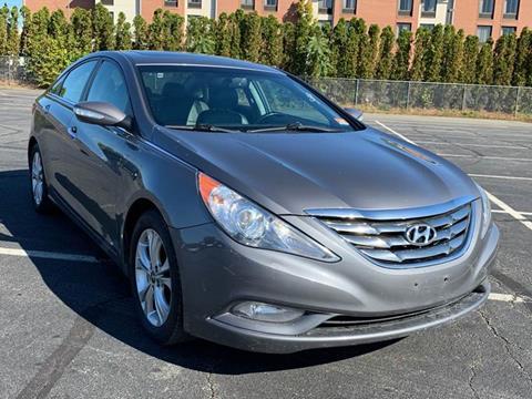 2011 Hyundai Sonata for sale at MFT Auction in Lodi NJ