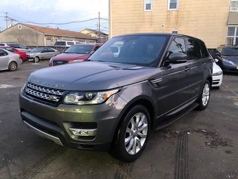 2014 Land Rover Range Rover Sport for sale at MFT Auction in Lodi NJ