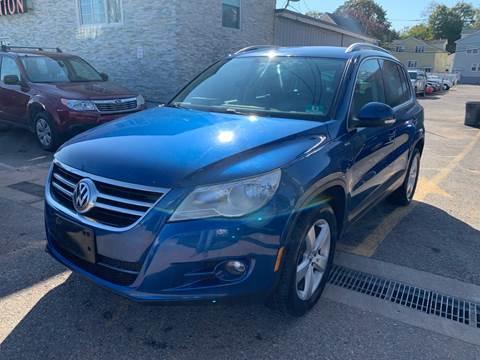2010 Volkswagen Tiguan for sale at MFT Auction in Lodi NJ