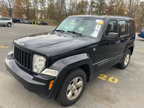2012 Jeep Liberty for sale at MFT Auction in Lodi NJ