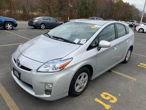 2010 Toyota Prius for sale at MFT Auction in Lodi NJ
